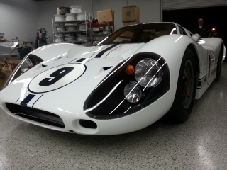 Ford GT40 J9